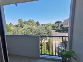 Bougainvilliers, apartment in Sainte-Maxime