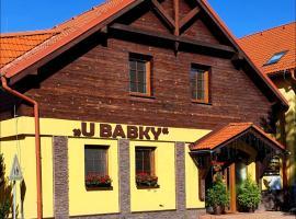 Ubytovanie U Babky, hotel poblíž Letiště Poprad-Tatry - TAT,