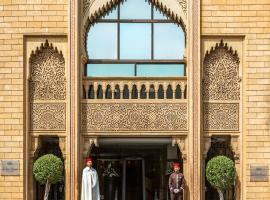 La Tour Hassan Palace, hotel en Rabat