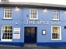 The Spice Ship, B&B in Weymouth
