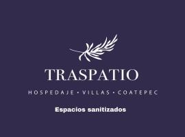 Traspatio Coatepec, apartment in Coatepec