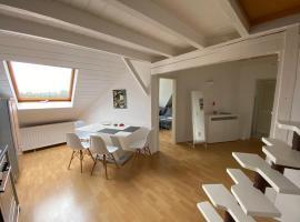 Dachappartment Saarn, apartment in Mülheim an der Ruhr