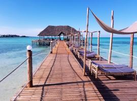Reef & Beach Resort Jambiani Zanzibar, hotel in Jambiani