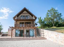 Kardos Villa, villa in Szigliget