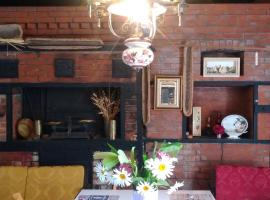 Le fournil, country house in Orbigny