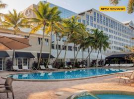 DoubleTree by Hilton Hotel Deerfield Beach - Boca Raton, hotel in Deerfield Beach