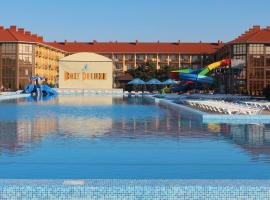 Briz De Lux, hotel in Zatoka