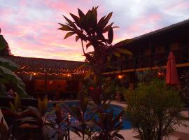 Samara Palm Lodge, hotel in Sámara