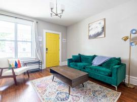 Columbus - Modern & Stylish 5-Bedroom Home - Perfect For Groups (2394), apartment in Columbus