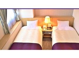 Takasaki Urban hotel - Vacation STAY 84226、高崎市のホテル