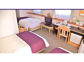 Takasaki Urban hotel - Vacation STAY 84231、高崎市のホテル