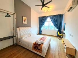 Atta Mansion Apartment@ Jelutong, apartment in George Town