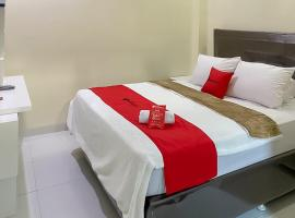 RedDoorz Syariah near PKOR Lampung, hotel in Bandar Lampung