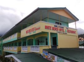 White Beach Hotel Bar & Restaurant, hotel in Puerto Galera