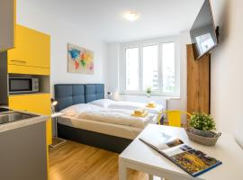 FeelGood Apartments SmartLiving | contactless check-in, pet-friendly hotel in Vienna