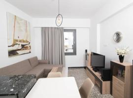 Downtown Sunny Apartment, accommodation in Heraklio Town