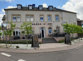 SLEEP & GO! Top hygienic self-service rooms, Ferienwohnung in Nittel