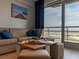 Holiday Suites Blankenberge, hotel in Blankenberge