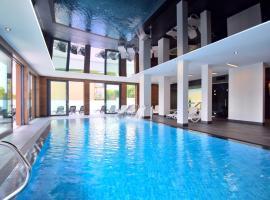 Savana Resort Mielno, family hotel in Mielno