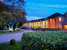Cottons Hotel and Spa, hotel near Knutsford Services M6, Knutsford