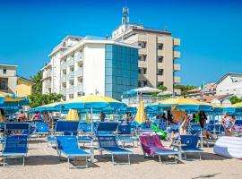 Hotel Ambasciatori, отель в Беллария-Иджеа-Марина