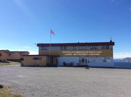 Repvåg Overnatting Nordkapp, hotel in Repvåg