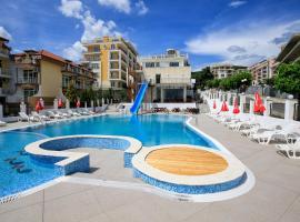 Hotel Corona - All Inclusive, отель в Свети-Власе