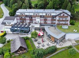 Vital-Hotel-Styria, hotel near Baerenschuetzklamm, Fladnitz an der Teichalm