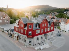 Design Hotel Viktoria, hotel i Braunlage