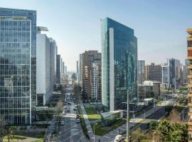 Novotel Santiago Las Condes (ex Atton), hotel in Santiago