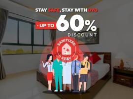 OYO 2443 INNJOY TRANSM BANYUMANIK, hotel near Gombel Golf, Semarang
