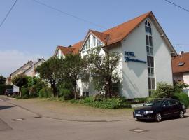 Hotel Zimmermann, Hotel in der Nähe von: Messe Sinsheim, Filderstadt