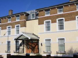 Richmond Inn Hotel, hotel near Kew Gardens Tube Station, Richmond upon Thames