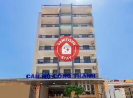 OYO 1018 Cong Thanh Gold Apartment, hotel near Thap Ba Hot Spring Center, Nha Trang