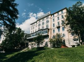 Hotel Saratz Pontresina, hotel in Pontresina