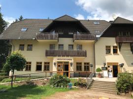Berggasthof Kuhberg, Hotel in Stützengrün