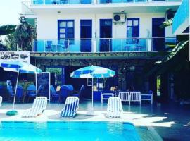 garden alis hotel, отель в Фетхие
