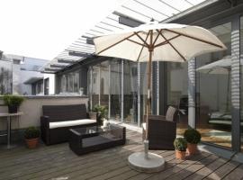 Lodge-Leipzig, Ferienwohnung mit Hotelservice in Leipzig
