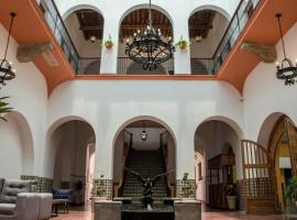 Hotel Real de Castilla, hotel in Guadalajara