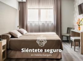 Hotel Civera, hotel in Teruel