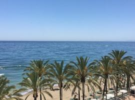 Las Palmas 1, lägenhet i Marbella