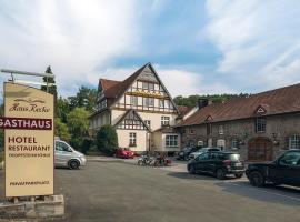 Hotel Haus Recke, hotel v destinaci Balve