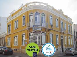 Baixa Terrace Hostel, hostel in Faro