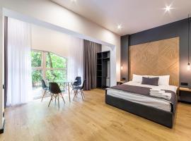 DEN MARINO апартаменты, апартаменты/квартира в Сочи