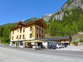 Hotel Suisse, hotel in Le Chatelard