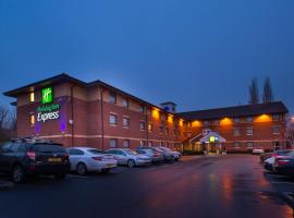 Holiday Inn Express Taunton, an IHG Hotel, hotel in Taunton