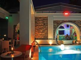 Hotel Lido Thassos, hotel in Limenas