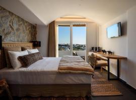 Vrachos Suites Mykonos, отель в Миконосе