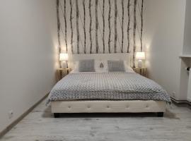 Privāta brīvdienu naktsmītne Nice View Apartment Liepājā