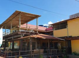 Pousada Mama Pereira, guest house in Japaratinga